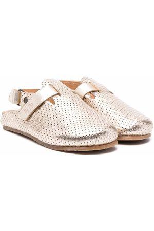Pèpè Sandales - Chaussures en cuir à bride arrière