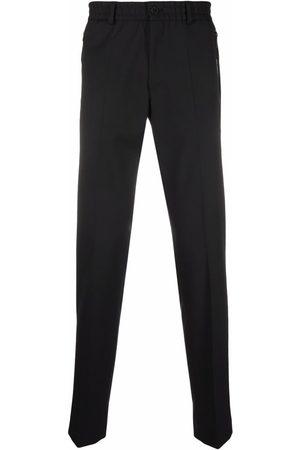 Karl Lagerfeld Pantalon Clash à plis marqués