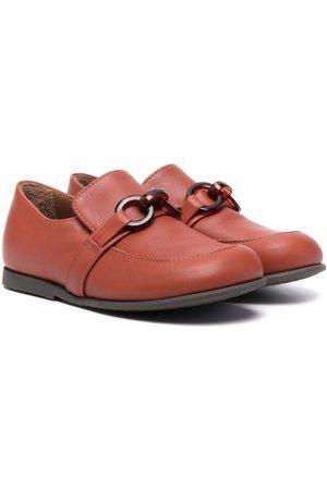 Pèpè Chaussures en cuir à boucle
