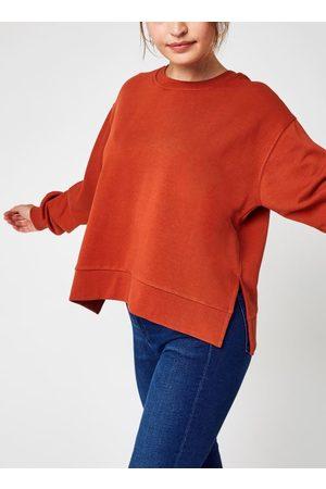 Knowledge Cotton Apparel Femme ERICA A-shape Fashion Sweat - GOTS/Vegan par