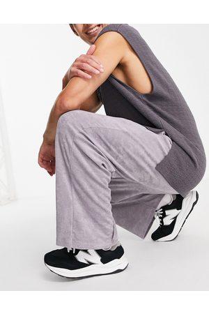 ASOS Homme Ensembles - Jogger large d'ensemble en tissu éponge