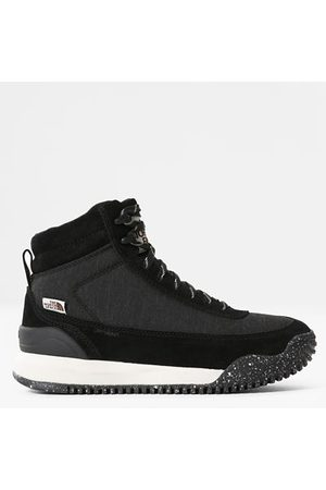 The North Face Femme Baskets - Chaussures Montantes Back-to-berkeley Iii Regrind Pour Femme Tnf Black/vintage White Taille 36