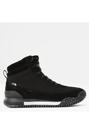 The North Face Homme Baskets - Chaussures Montantes En Textile Back-to-berkeley Iii Pour Homme Tnf Black/tnf White Taille 39