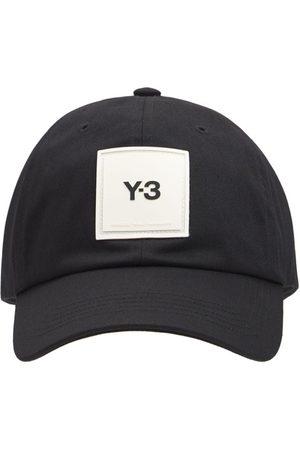 Y-3 Casquette En Coton À Logo