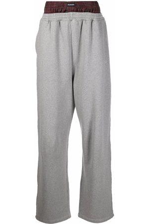 Balenciaga Homme Pantalons - Trompe l'oeil track trousers