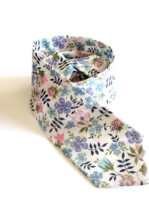 """Liberty59 Liberty Of London Men's Tie Made in Floral Liberty Print Edenham - Colorway 2019 ~ Cravate Florale/Homme"""""""""""