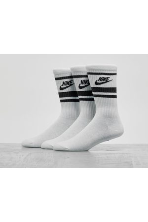 Nike Homme Chaussettes & Bas - Essential Stripe Socks (3 Pack)