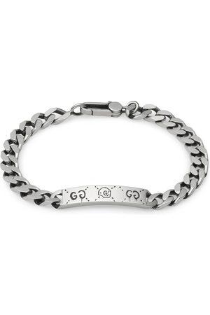 Gucci Bracelet chaîne en argent Ghost