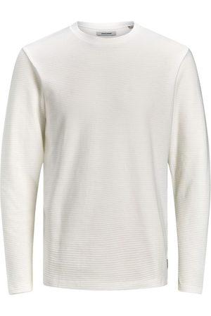 JACK & JONES Jersey T-shirt À Manches Longues Men White