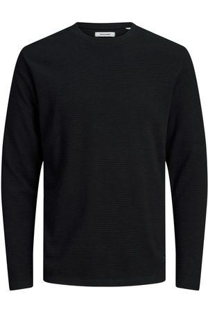 JACK & JONES Jersey T-shirt À Manches Longues Men black