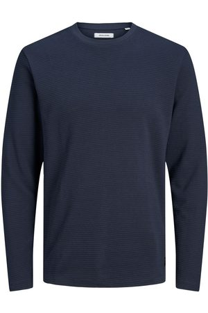 JACK & JONES Jersey T-shirt À Manches Longues Men blue