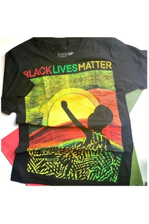 brooklyndolly We Shall Rise/Blm T-Shirt, Black Lives Matter, Artist, Women Of Color