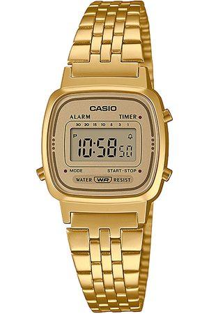 Casio Montre - Vintage LA670WETG-9AEF Gold/Gold