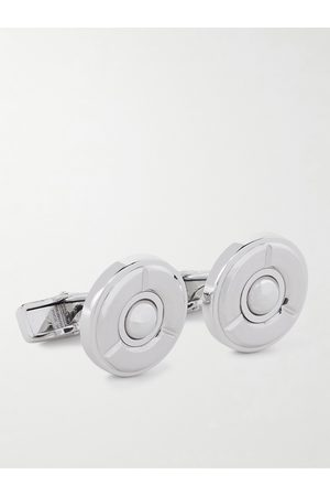 Dunhill Homme Cravates - Stainless Steel Cufflinks