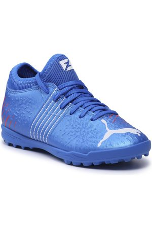PUMA Chaussures - Future Z 4.2 Tt J 106509 01 Bluemazing/Sunblaze/Surf