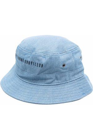 Billionaire Boys Club Logo-embroidered denim bucket hat