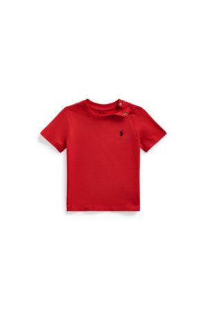 Ralph Lauren T-shirts - T-shirt col rond jersey de coton