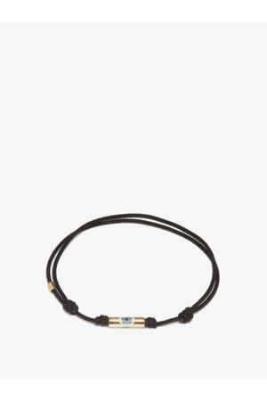 LUIS MORAIS Homme Bracelets - Bracelet en 14 carats à motif ail grec