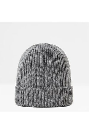 The North Face Bonnet Fisherman Tnf Medium Grey Heather Taille Taille Unique
