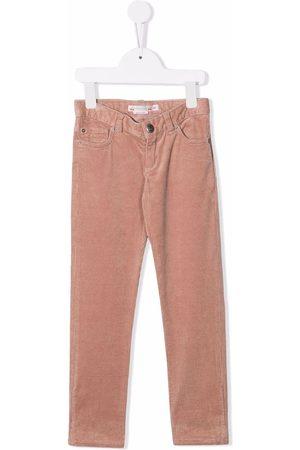 BONPOINT Fille Coupe droite - Corduroy straight-leg jeans
