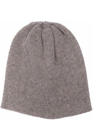 LITTLE BEAR Ribbed-knit beanie