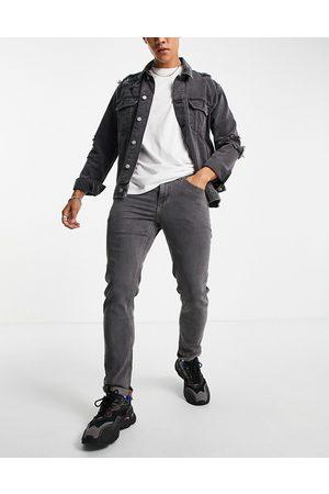 ASOS Homme Slim - Jean slim - délavé