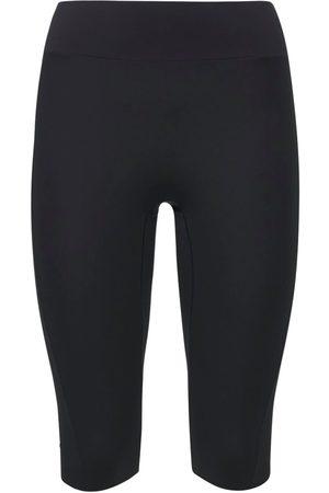 Reebok Femme Leggings & Treggings - Legging 3/4 Taille Haute Rbk Vb