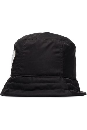 A-cold-wall* Cell diamond-patch bucket hat