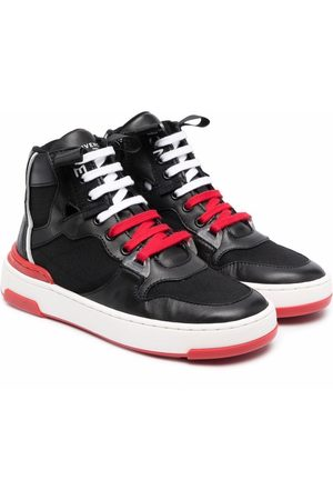 Givenchy Logo-print lace-up sneakers