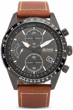Boss Hugo Boss Homme Montres - Pilot Edition Chronograph 44mm