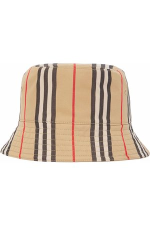 Burberry Femme Chapeaux - Icon Stripe bucket hat