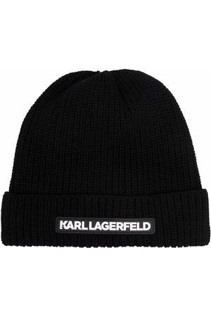Karl Lagerfeld Bonnet à logo Essential