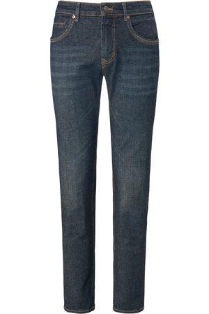 Mac Homme Coupe droite - Le jean coupe Regular Fit modèle Arne Pipe denim