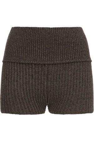 """VAARA Pantalon Taille Haute En Maille Épaisse """"tina"""""""