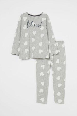 H&M Pyjama Fratrie