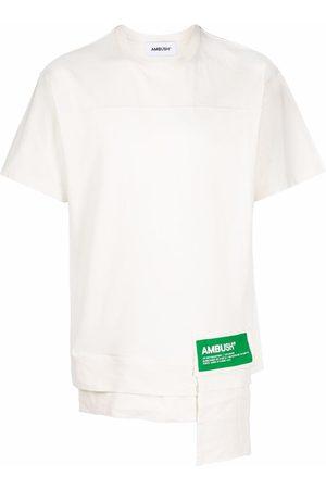 AMBUSH WAIST POCKET T-SHIRT TOFU FERN GREEN