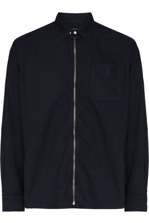 Polo Ralph Lauren Homme Polos - Polo Pony zip-up shirt jacket