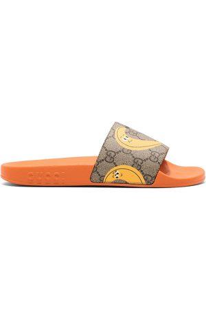 Gucci X Nina Dzyvulska flat sandals