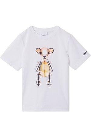 Burberry T-shirt à imprimé Thomas Bear