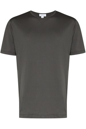 Sunspel Homme Manches courtes - SS TEE GRY