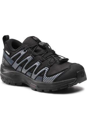 Salomon Chaussures - Xa Pro V8 Cswp J 414339 09 W0 Black/Black/Ebony