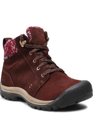 Keen Chaussures de trekking - Kaci II Winter Mid Wp 1025451 Chestnut/Brindle