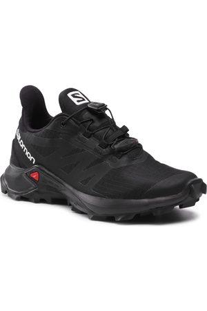 Salomon Chaussures - Supercross 3 W 414520 20 W0 Black/Black/Black