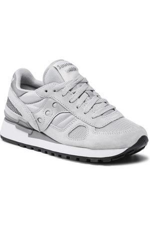 Saucony Femme Baskets - Sneakers - Shadow Original S1108-803 Grey/Silver