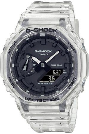 G-Shock Montre - GA-2100SKE-7AER White