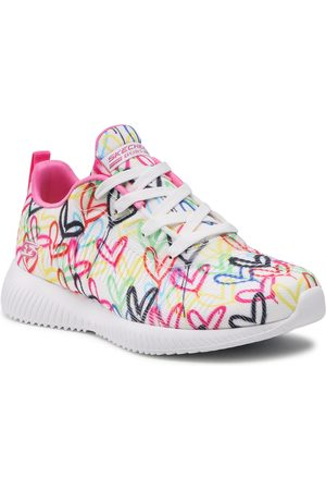 Skechers Sneakers - Starry Love 117092/WMLT White/Multi