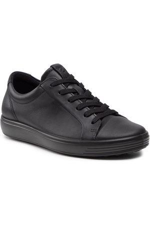 Ecco Femme Baskets - Sneakers - Soft 7 W 47030351052 Black/Black