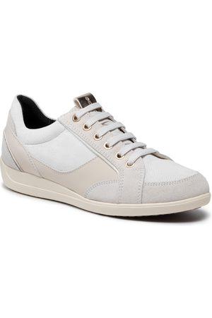 Geox Sneakers - D Myria B D1668B 022PZ C1002 Off White