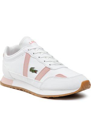 Lacoste Sneakers - Partner 0121 1 Suj 7-42SUJ00011Y9 Wht/Lt Pnk