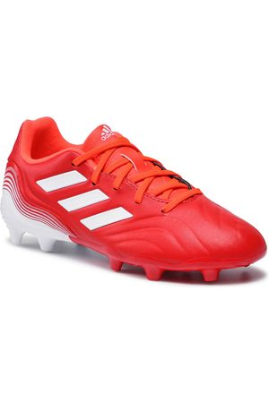 adidas Chaussures - Copa Sense.3 Fg J FY6153 Red/Ftwwht/Solred